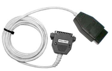 Кабель OBD-II для U2K-L-line, ПАК-v3, K-L-line v.2.x