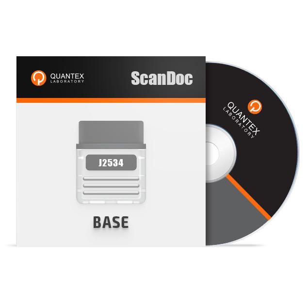 """Пакет """"Базовый"""" для Scandoc Compact J2534"""