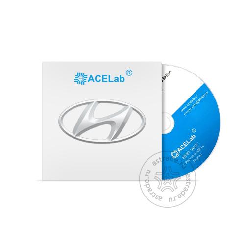 Прог. модуль «Hyundai»