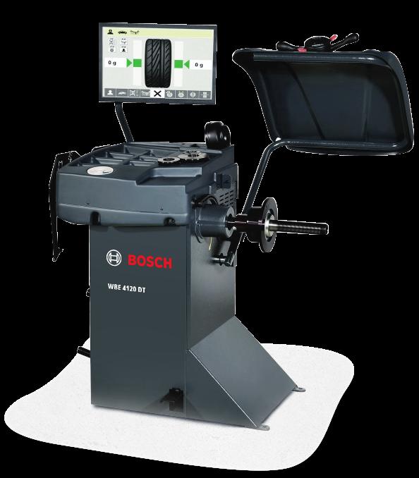 Bosch WBE 4120 DT Серый