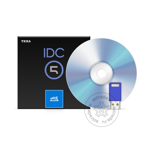 TEXA IDC5 BASIC MARINE (DVD)