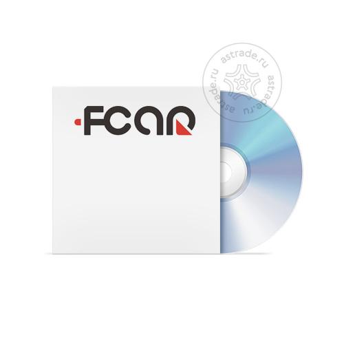 Программная модернизация FCAR-F3-D