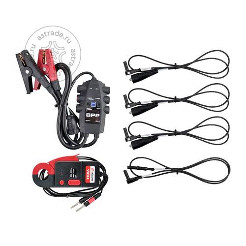Набор кабелей TEXA для тестирования батареи, цепи стартера и системы зарядки