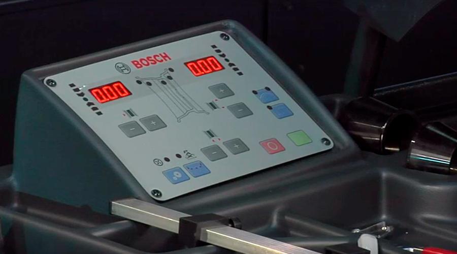 Панель управления 4110 Bosch 655551