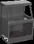 Ящик для аксессуаров и принтера Bosch 656409