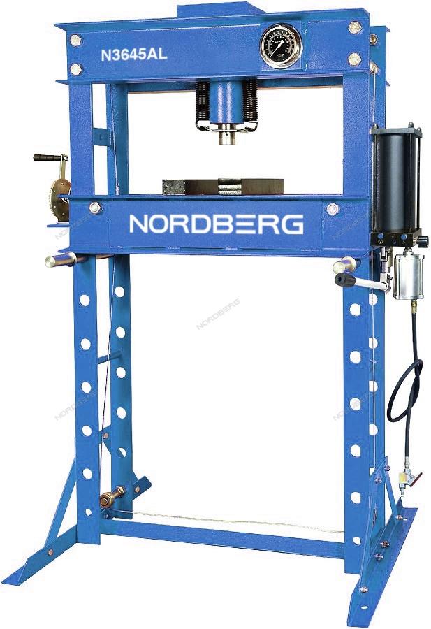 NORDBERG ECO N3645AL