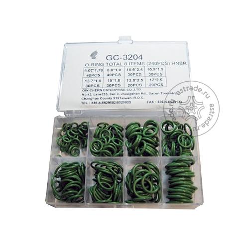 Набор резиновых колец Becool GC-3204