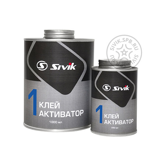 Клей-активатор Sivik