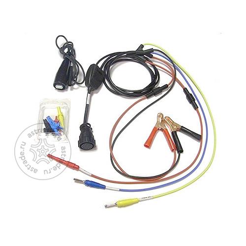 Набор кабелей TEXA для генерации сигнала (для UNIPROBE)