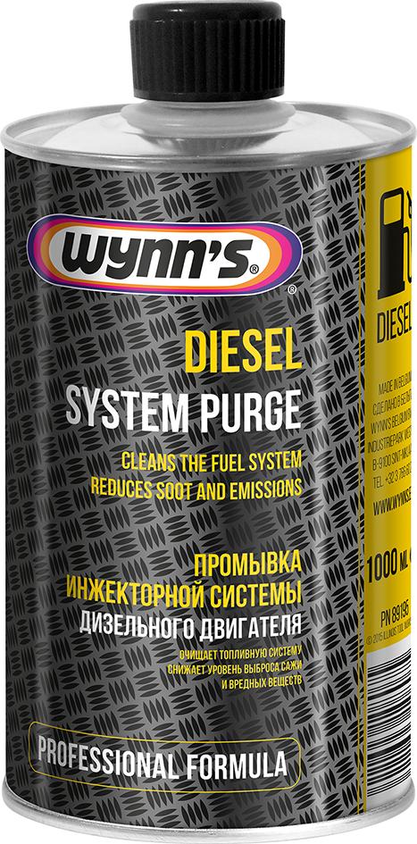 Wynn's Diesel System Purge