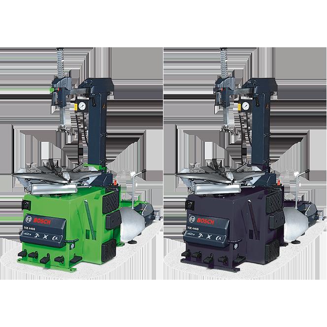 Автоматические шиномонтажные станки Bosch для колес больших диаметров (4460)
