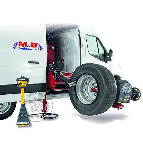 M&B DIDO SERVICE MOBILE 26 MV + WB 290