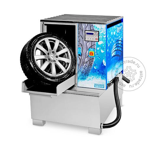 Мойка колес Kart Wulkan 360HP