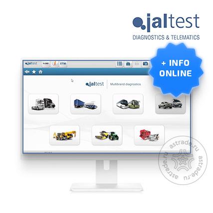 Программное обеспечение Jaltest LTL + INFO Online, лицензия 30 месяцев, для LTL RUS (ETM Version) + INFO Online