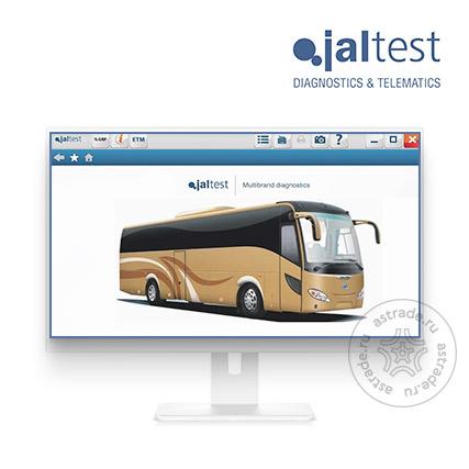 Программное обеспечение Jaltest Software Автобусы BUS 293300 для Link, Link Air, активация