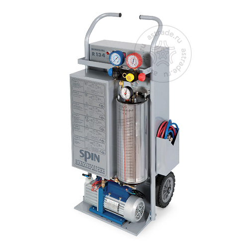 SPIN MONOCLIMA 134 BIPOWER