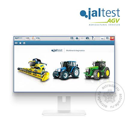 Программное обеспечение Jaltest AGV 29751 для Link, Link Air, активация