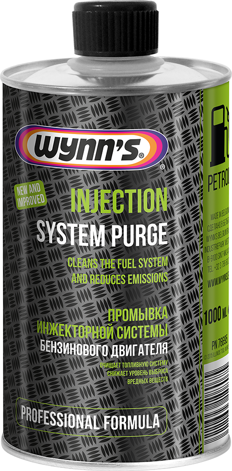 Wynn's Injection System Purge