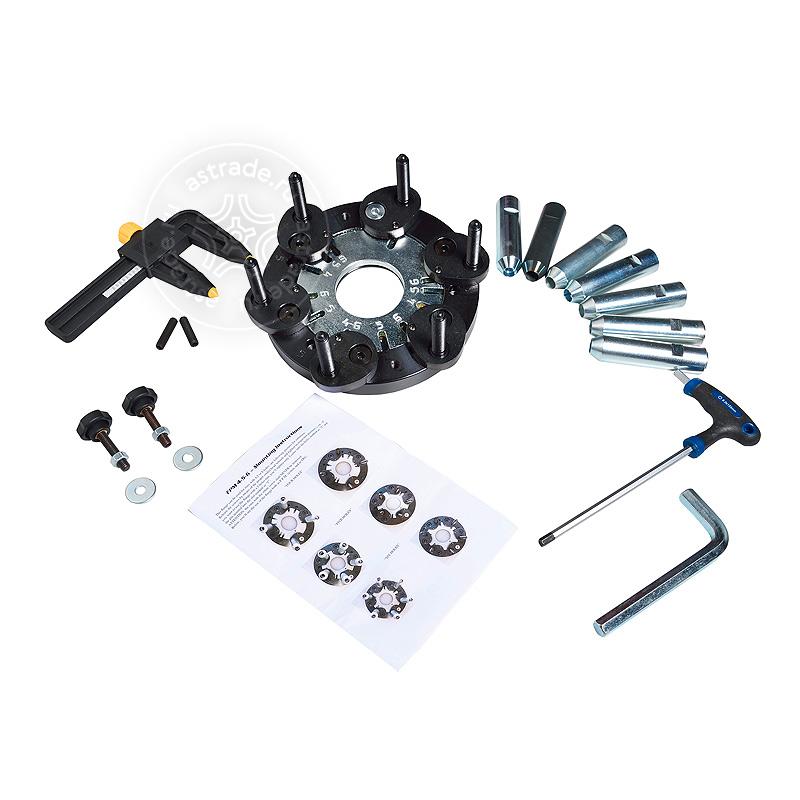Набор для установки колес обратным хватом Bosch 107439