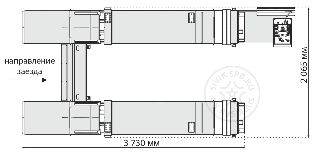 Sivik ПГН-3000/Н