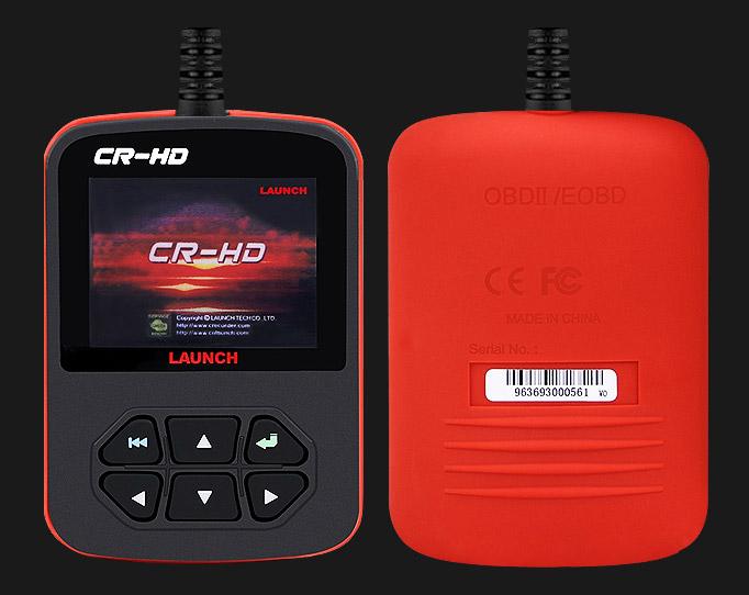 Launch Creader CR-HD Heavy Duty