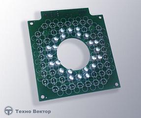 Техно Вектор Плата подсветки infra led 1