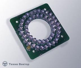 Техно Вектор Плата подсветки infra led 2