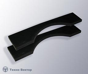 Техно Вектор Накладка на передние поворотные платформы