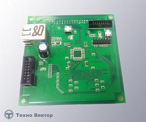 Техно Вектор Плата DSP 3D BF537 V 3.0
