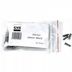 Винты алюминий-кремний M4