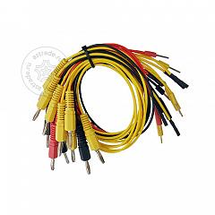 Желтые pin перемычки для FCAR