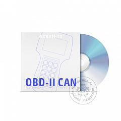 Программный модуль OBD II CAN