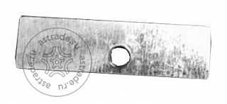 103202958 Sliding block shim (for adjustment)