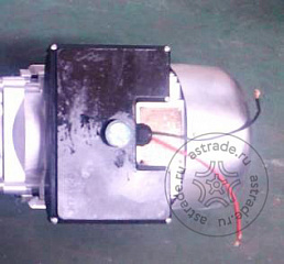 103990224 Alufer motor 220V 50HZ single-phase (DFY/EAST)