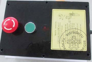103990316 380V Button box assembly