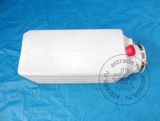 Plastic oil reservoir 12L