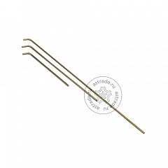 3 стержня для вытягивания колец 150 мм - 300 мм - 500 мм