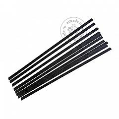 Пластиковые прутки (10 шт) для ремонта бамперов