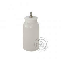 Емкость пластиковая Robinair SL31425/S, для ACM3000, для слива масла, круглая