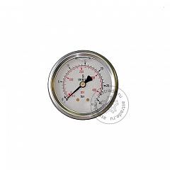 Манометр высокого давления Robinair 1601029, для AC400PRO-AC490PRO, D.63, -1/30 Бар