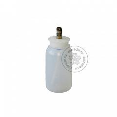 Емкость пластиковая Robinair SL31425, для  ACM3000, для нового масла, круглая