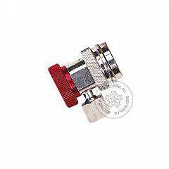 Адаптер быстросъемный Robinair RA18191A, для серии PRO, 690PRO, красный