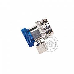 Адаптер быстросъемный Robinair RA18190A, для серии PRO, 690PRO, синий