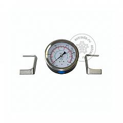Манометр высокого давления Robinair 1601034, для ACM 3000, серии PRO, 15 Бар