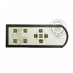 Клавиатура пленочная Bosch 655266