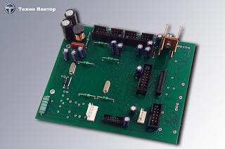 Техно Вектор Электронная плата сбора данных  МПИБ-05 (проводная)