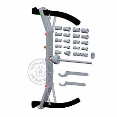 Адаптер для балансировки мотоколес Sivik