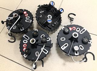 Комплект магнитных держателей мишеней BOSCH